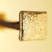 Opinion Ciatti - Chiodo Kleiderhaken - gold / 4 Stück