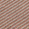 GAN - Garden Layers Big Roll Diagonal Kissen - mandel-pfirsich/Handwebstuhl/LxBxH 78x40x40cm
