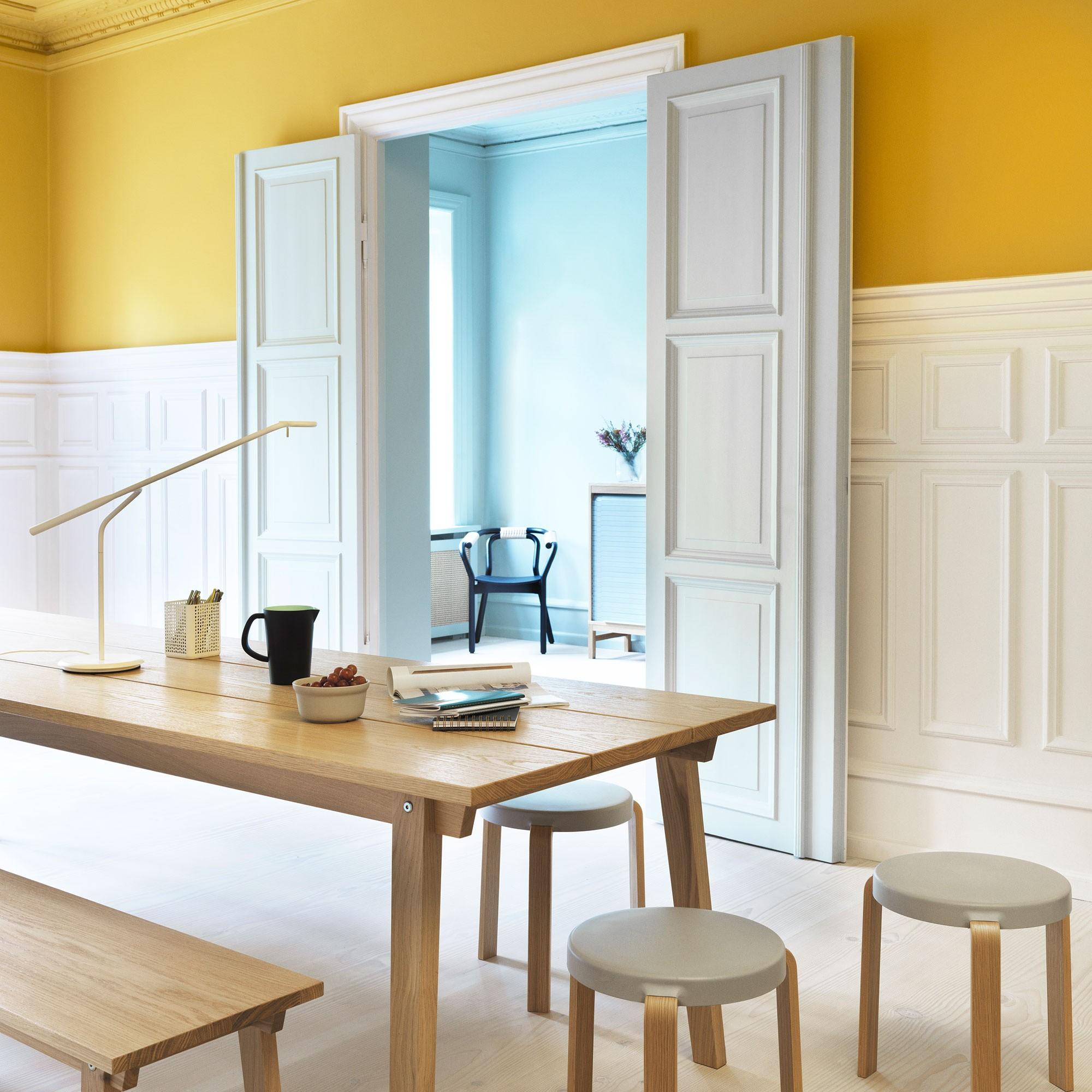 Normann Copenhagen Flow Led Office Table Lamp Ambientedirect