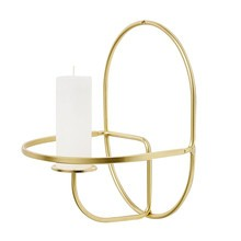 HAY - Lup Wall Candle Holder