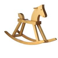 Kay Bojesen Denmark - Kay Bojesen Wooden Figurine Rocking Horse