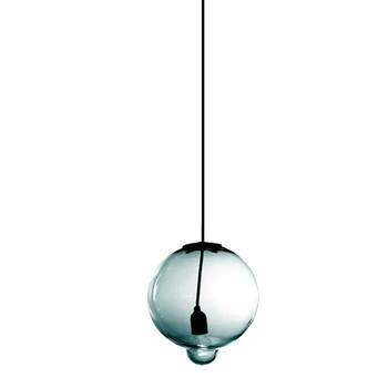 Cappellini - Meltdown Single Pendelleuchte - hellblau/Ø 26,4 cm