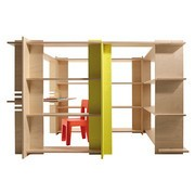 Magis - My First Office Shelving System Kids room