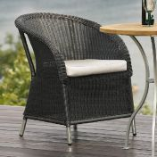 Jan Kurtz: Brands - Jan Kurtz - Romantik Poly Rattan Armchair