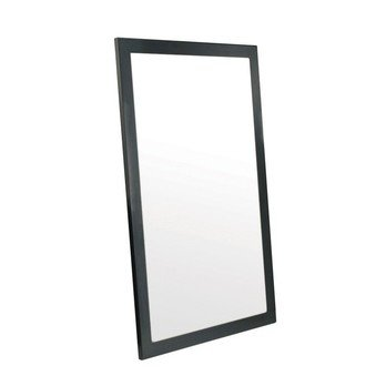 Zeus - Big Frame Spiegel - schwarz/130 x 210 cm