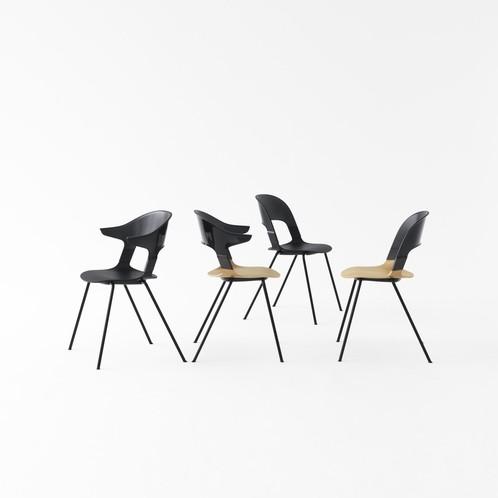 Fritz Hansen - Pair Chair BH30 Armlehnstuhl
