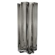 Holmegaard - Vase Crosses H 25cm