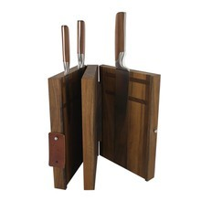 POTT - Sarah Wiener knife block with cutting board