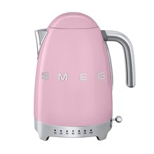 Smeg - Hervidor agua temperatura variable KLF04 1,7L