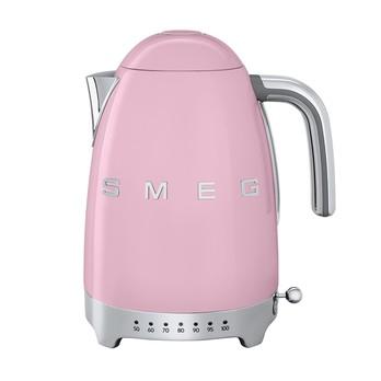 Smeg - SMEG KLF04 Wasserkocher variable Temperatur  - cadillac pink/BxHxT 22,3x28x17,1cm/Neues Modell