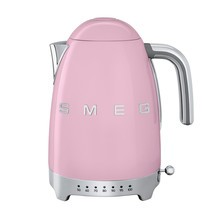 Smeg - SMEG KLF04 Wasserkocher variable Temperatur