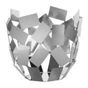 Alessi - La Stanza dello Scirocco Citrus Basket - stainless steel/polished/stainless steel