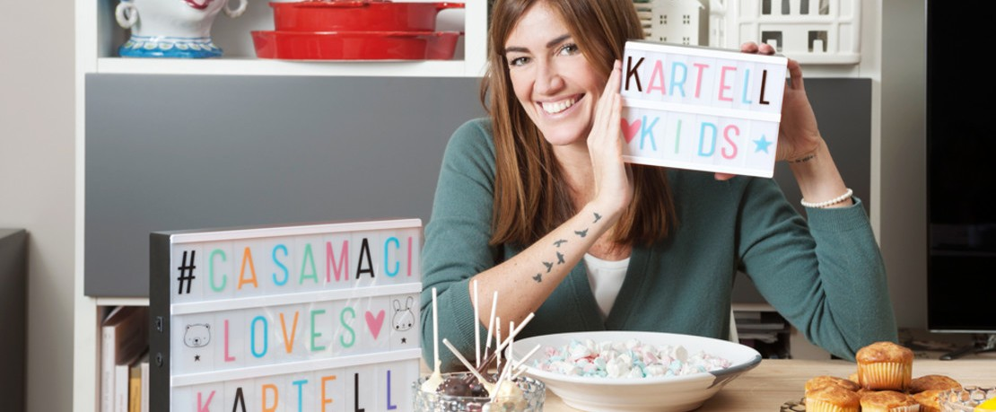 Magazin Artikel Kartell-Kids Presenter