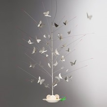 Ingo Maurer - La Festa delle Farfalle LED Suspension Lamp