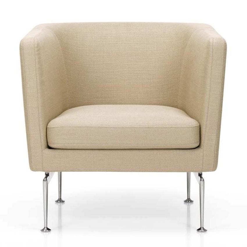 Suita citterio fauteuil club vitra - Fauteuil club habitat ...