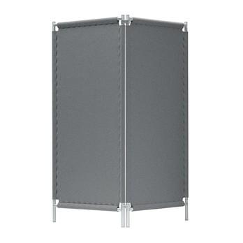 Hey-Sign - Paravent Raumteiler glatt 160x160cm