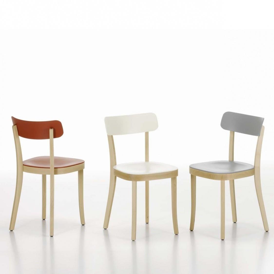 Vitra basel chair stuhl ambientedirect - Designer stuhl vitra ...