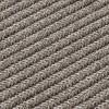 GAN - Garden Layers Big Roll Diagonal Kissen - aloe-opal/Handwebstuhl/LxBxH 78x40x40cm