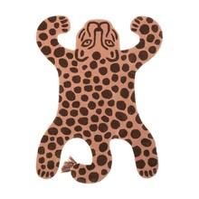 ferm LIVING - Tapis léopard Safari 118x160cm