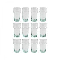 HAY - Kitchen Market Moroccan Glas 12er Set