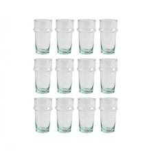 HAY - Kitchen Market Moroccan Glass Set of 12