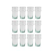HAY - Set de 12 verres Moroccan