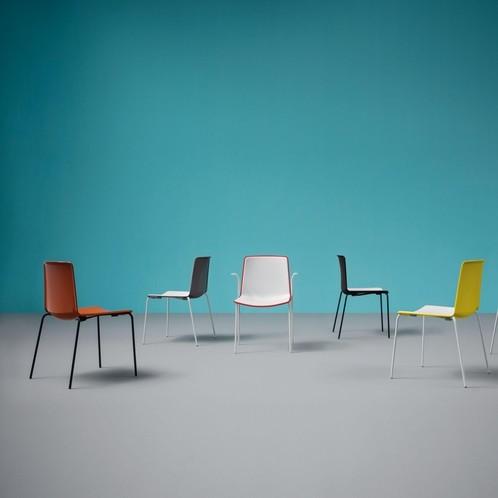 Pedrali - Tweet 890 Stuhl Bi-Color