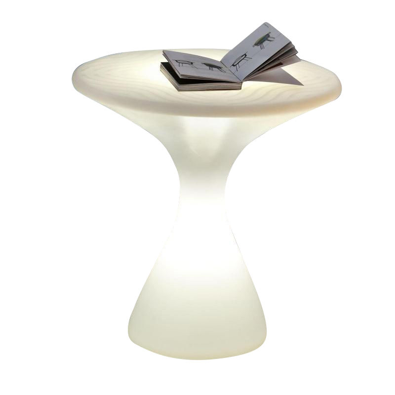 Driade   Kissino Side Table   Opal/with Power Plug And Illuminant Part 22