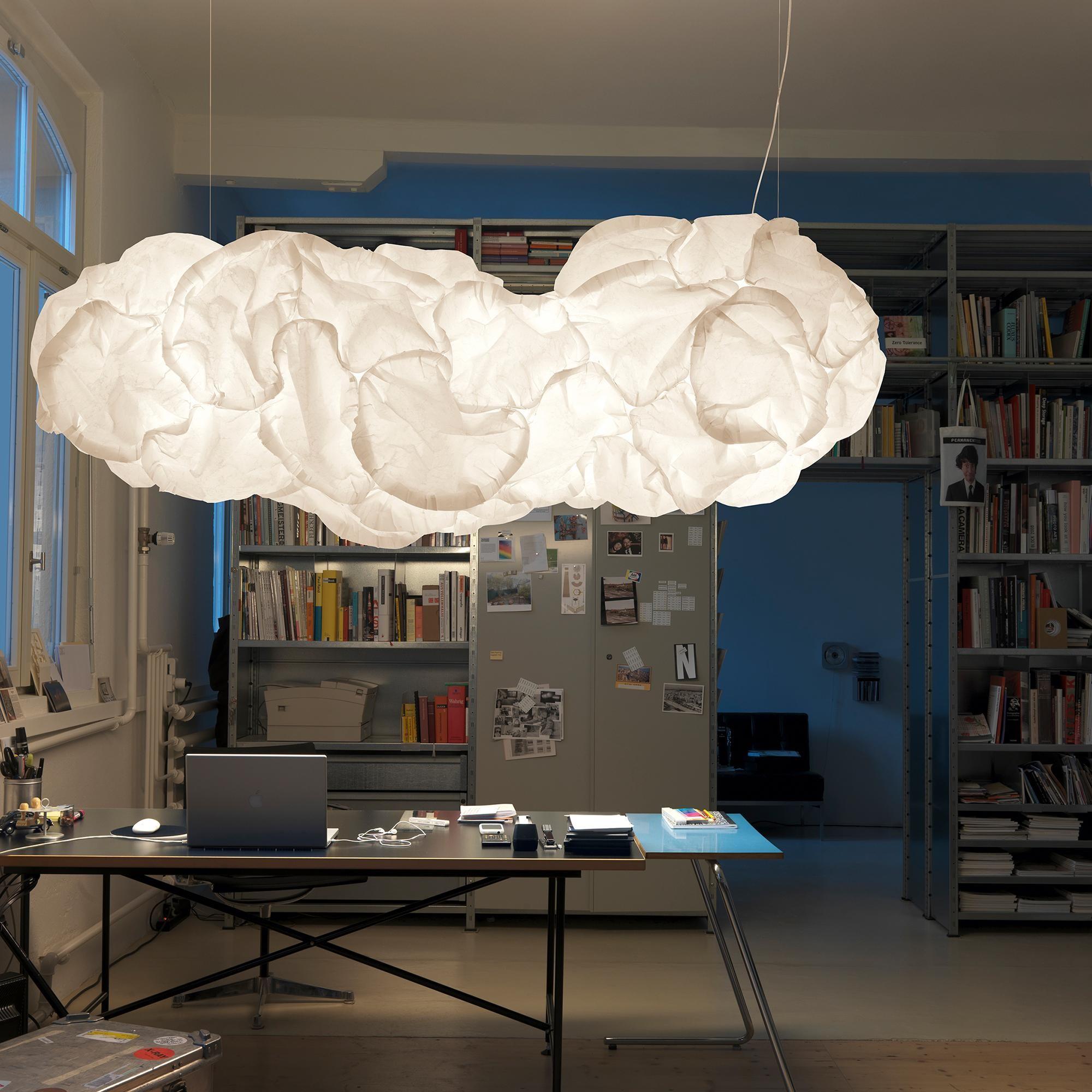 Belux Cloud Xl Led Suspension Lamp