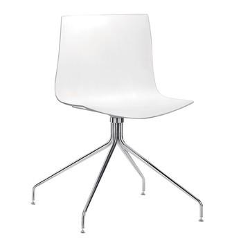 Arper - Catifa 46 Stuhl zweifarbig mit Sternfuß