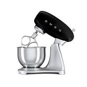 Smeg - SMEG SMFO1 Küchenmaschine - schwarz/lackiert/4,8L Edelstahlschüssel/10 Geschwindigkeits-Stufen mit Soft-Start