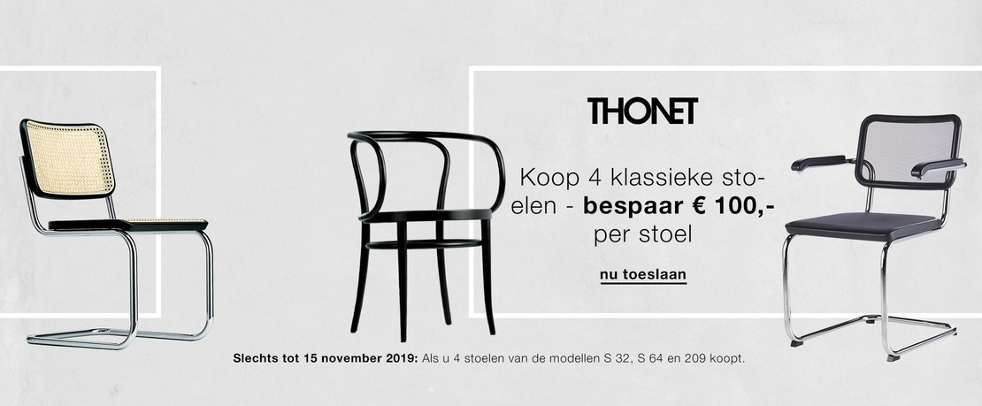Thonet Aktion NL