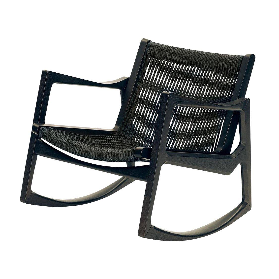 classicon euvira rocking chair ambientedirect
