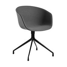 HAY - HAY About a Chair 21 Armlehndrehstuhl gepolstert