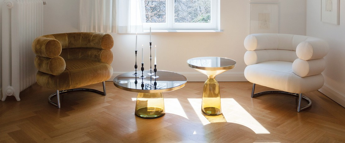 Presenter Bell Coffee Table