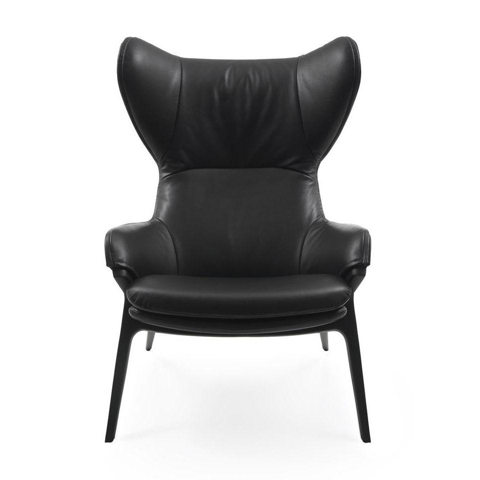Wingback Chair P22 Patrick Norguet Wingback Chair Cassina Ambientedirectcom
