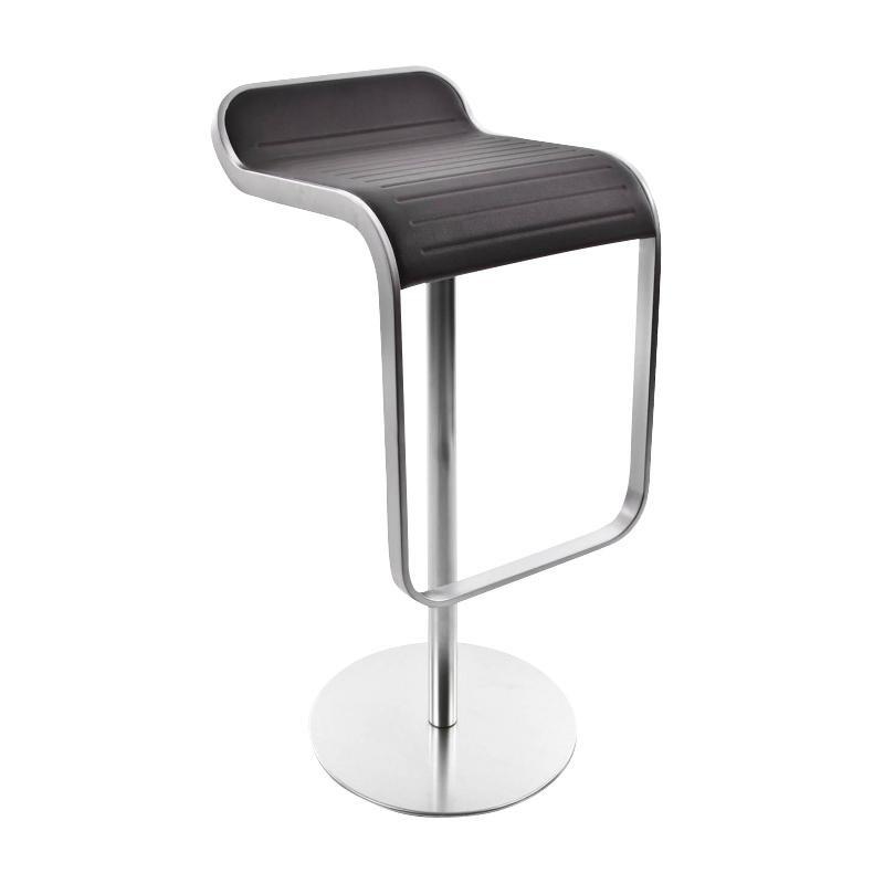 lem 80 fix barhocker gestell chrom matt la palma lem. Black Bedroom Furniture Sets. Home Design Ideas