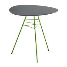 Arper - Leaf Gartentisch dreieckig H74