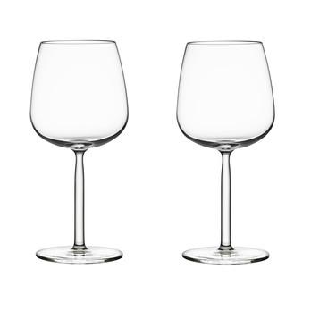 iittala - Senta Rotweinglas Set 2tlg. - transparent/38cl