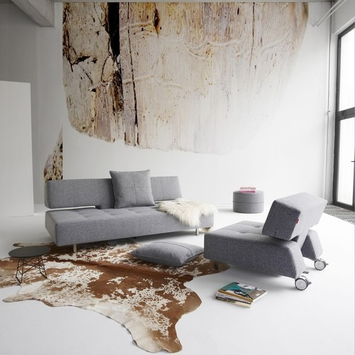 Innovation - Long Horn Excess Klappsofa