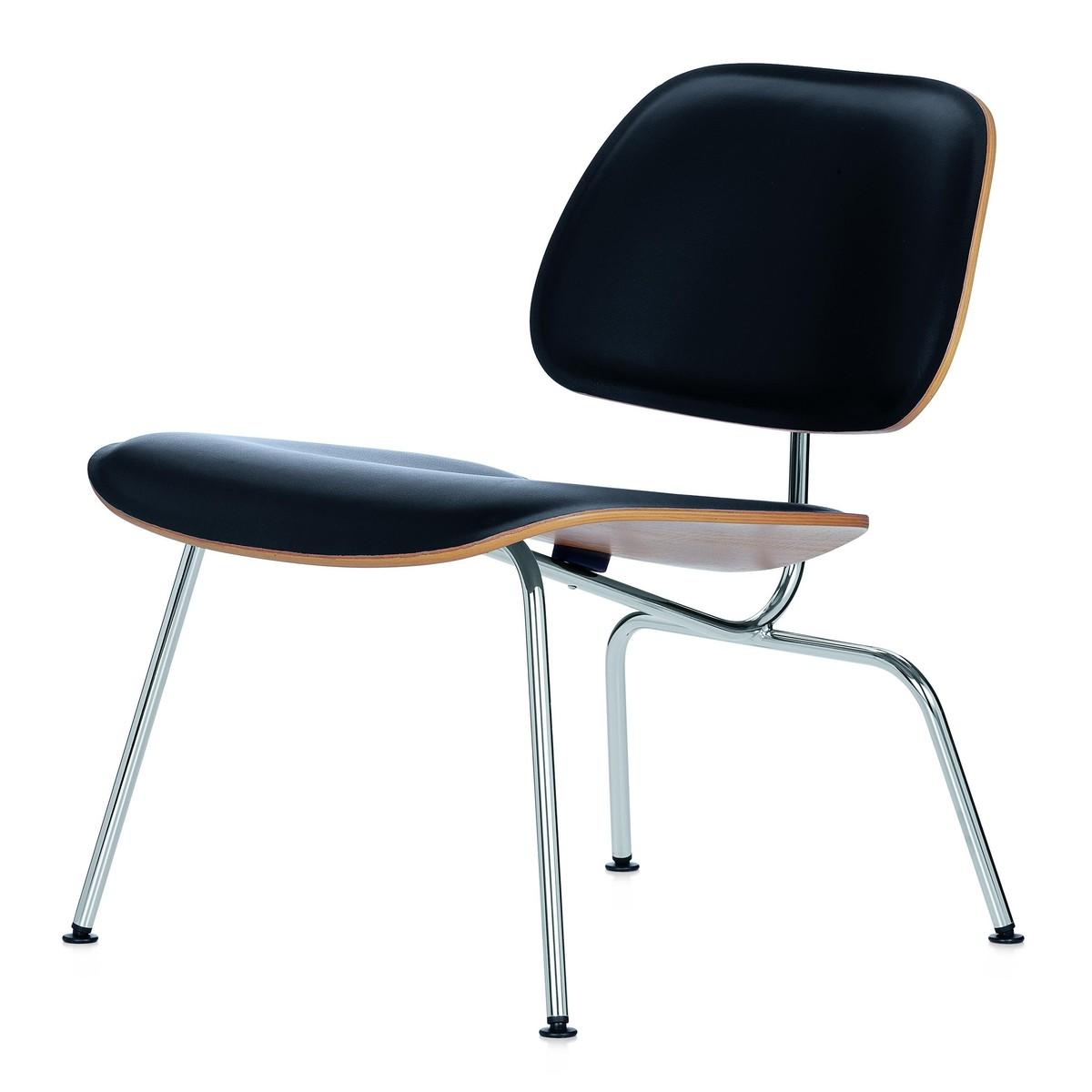 lcm stuhl leder vitra. Black Bedroom Furniture Sets. Home Design Ideas