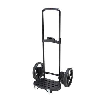 Reisenthel - Reisenthel citycruiser rack Einkaufstrolley - schwarz/4x höhenverstellbarer Teleskopgriff/Belastbarkeit 20 kg/LxBxH 47.5x39x105.5cm