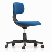 Vitra - Rookie Office Swivel Chair Deep Black