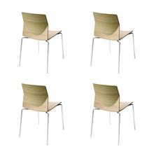 la palma - Kai stoel set van 4