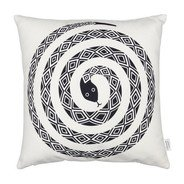 Vitra - Graphic Print Pillow Snake Kissen