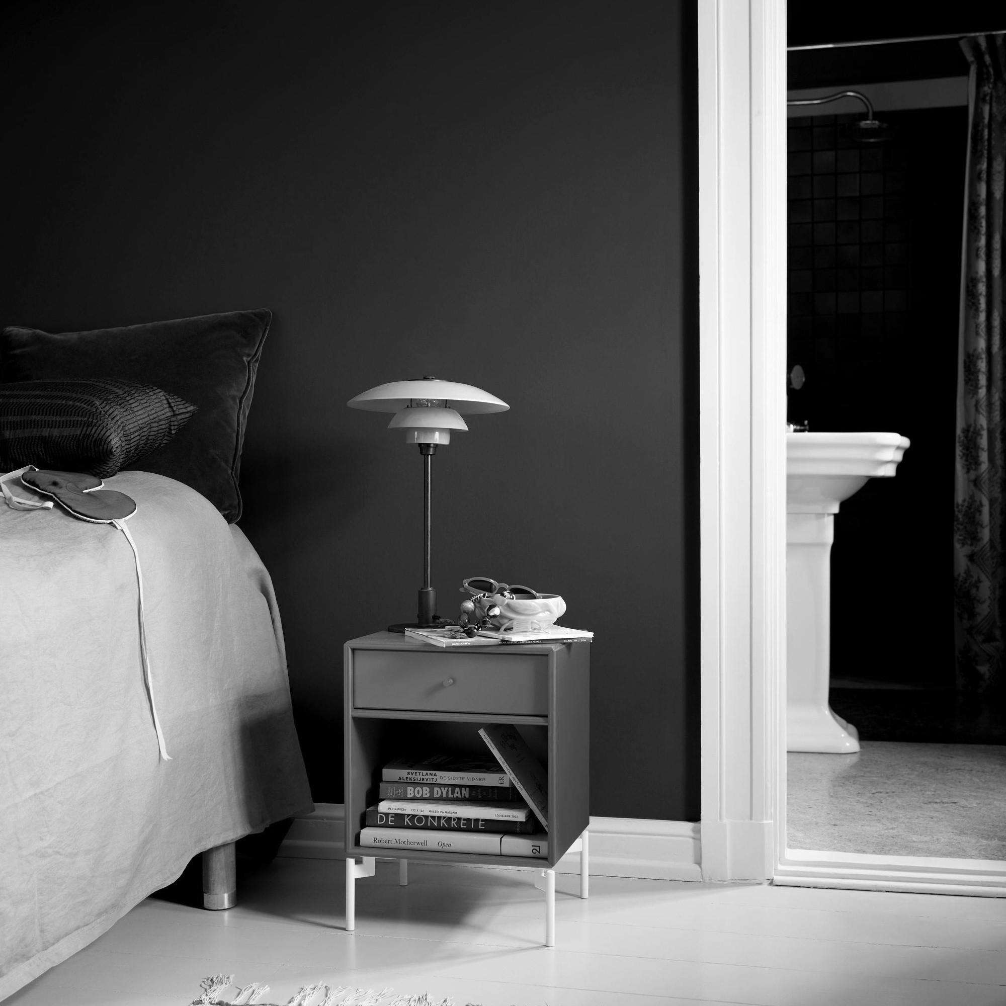 Montana Dream Nachttisch mit Schublade H 48cm