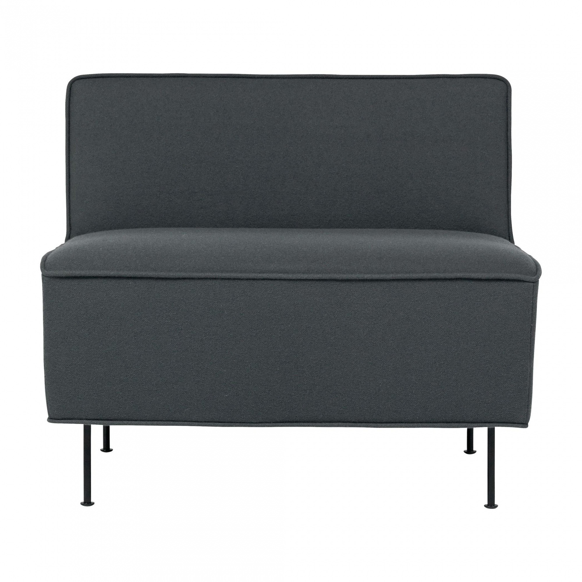 Gubi Modern Line Lounge Sessel Ambientedirect