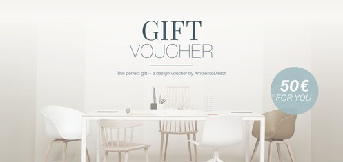 Design Gift Voucher From AmbienteDirect