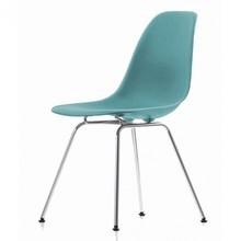 Vitra - Eames Plastic Side Chair DSX verchromt