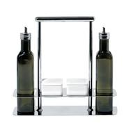 Alessi - AB12 Menage für Olivenöle